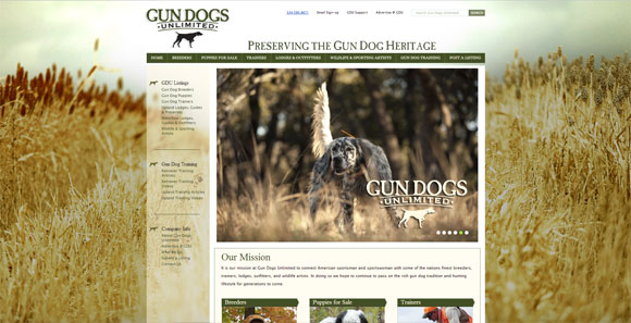 Gun Dogs Unlimited